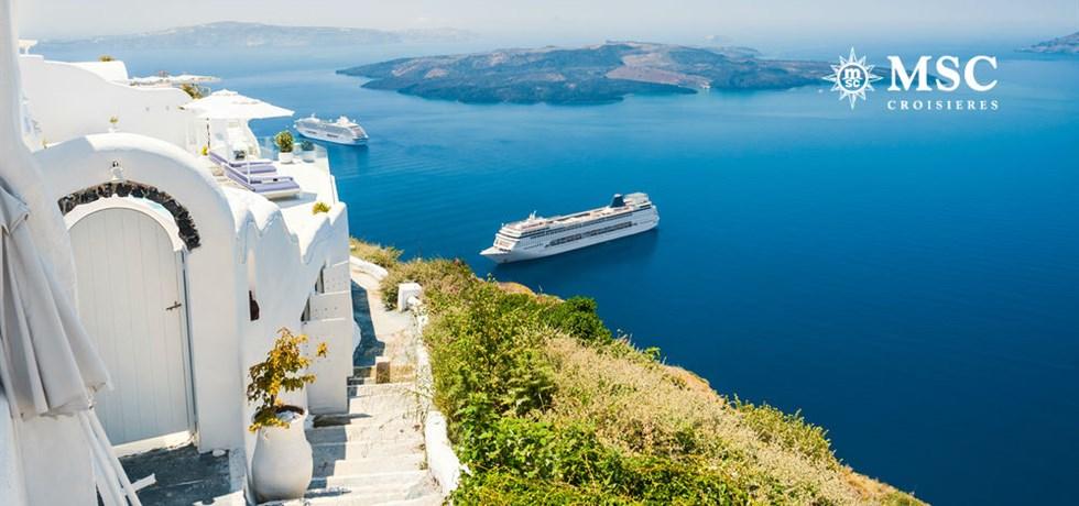 OFFRE LIMITEE ! Iles grecques (Santorini), Croatie et Albanie