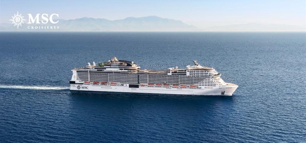 REMISE SPECIALE ETE** 10 jours A bord du MSC Virtuosa 5* Espagne, Maroc, Portugal