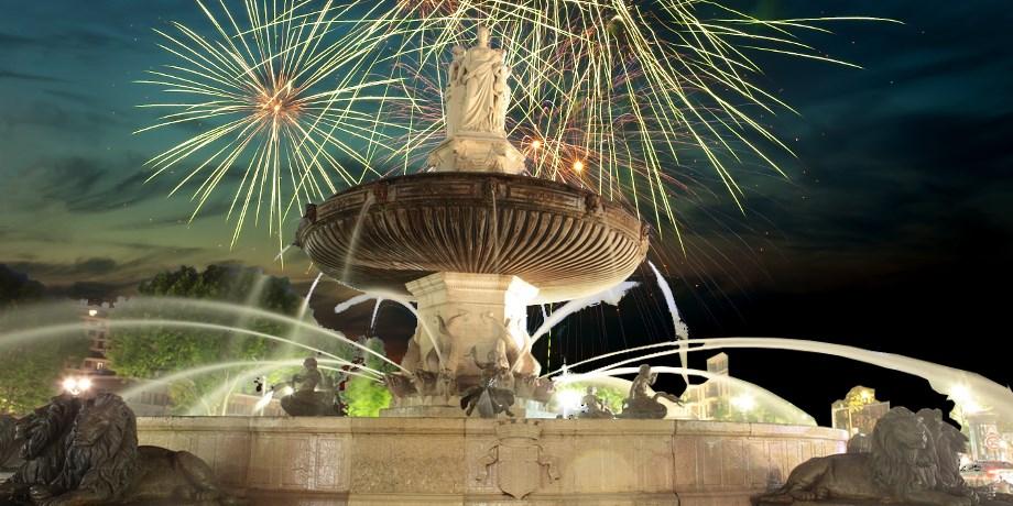 Réveillon Festif au Coeur de la Provence - Nouveau Programme