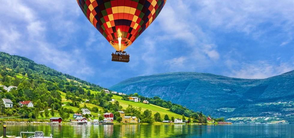 Réservez tôt** -100 € ! Norvège, Fjords & Glaciers