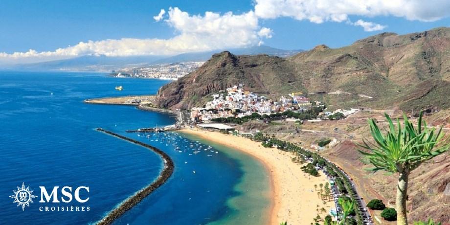 Croisière vers les Canaries - 13 jours - Surclassement** Offert !