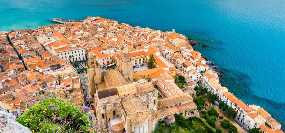 Jusqu'à -596 € ** Coup de Coeur Grand Tour de la Sicile
