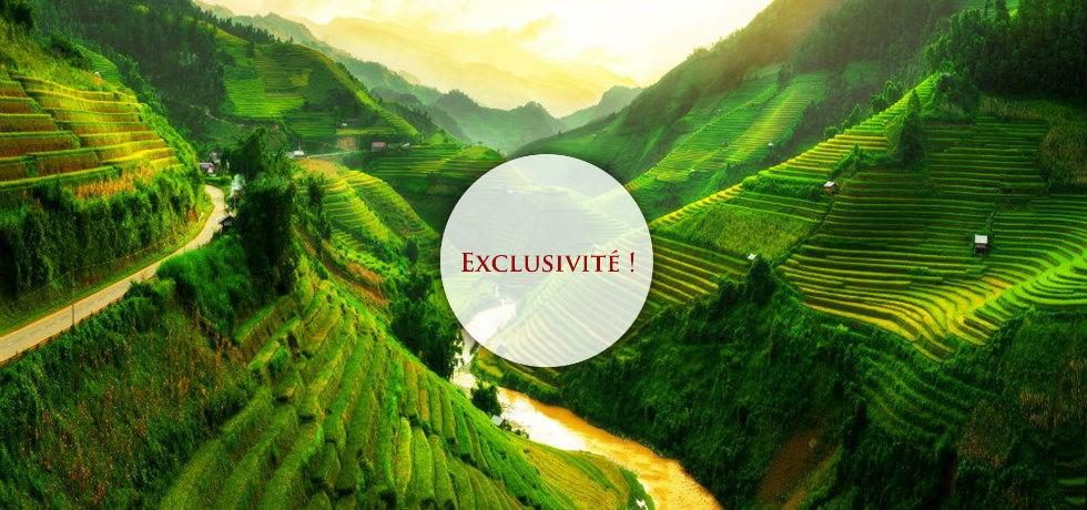 Exclusivité Lumineux Vietnam