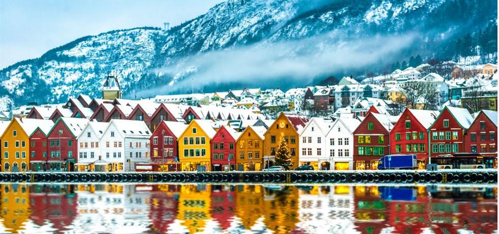 Au Coeur de la Norvège
