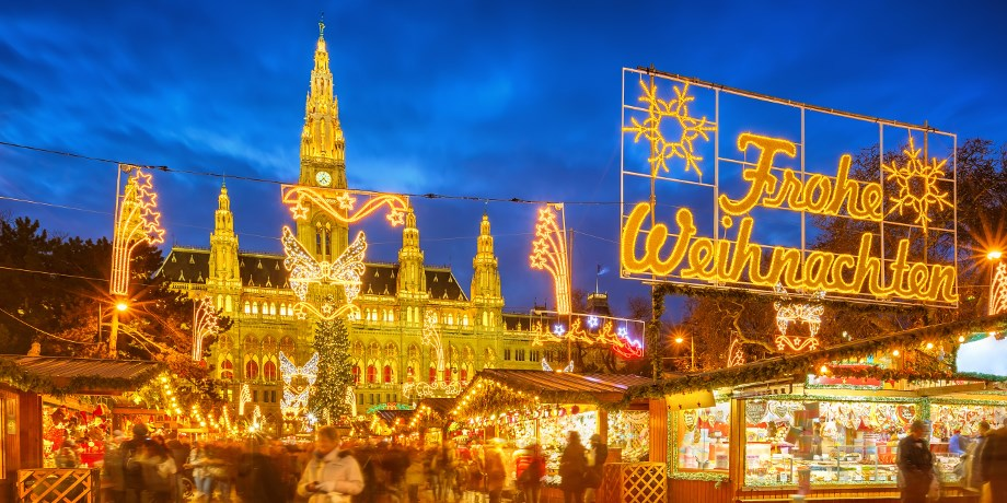 Marchés de Noël au fil du Danube