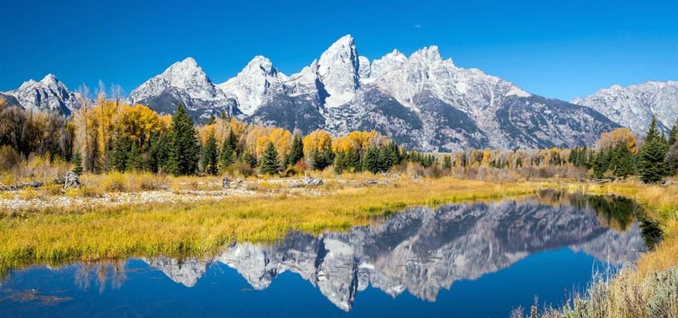 Jusqu'à -200 € ** Ouest grandiose avec Yellowstone - De Phoenix à Los Angeles - 35 personnes maximum
