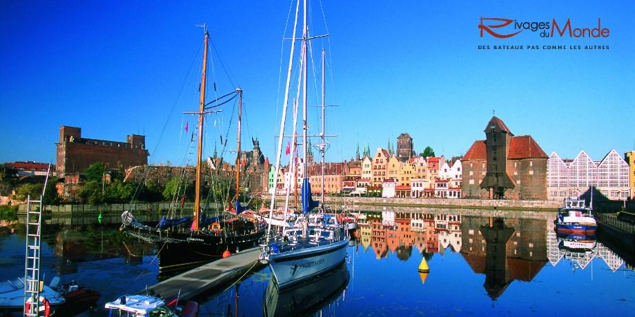"""Forfait """"Tout Inclus"""" OFFERT & -30 %* ! Croisière Splendeurs en Mer Baltique 4* - 14 jours"""