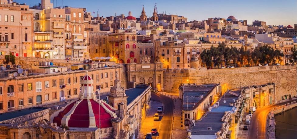 Le vrai coeur de Malte