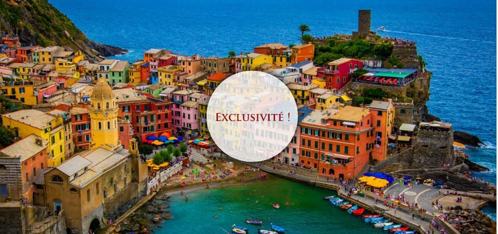 Exclusivité! 12 jours Grand tour d'Italie