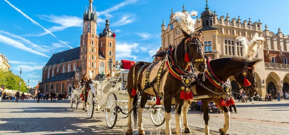 OFFRE SPÉCIALE! Un voyage au coeur de la romantique Pologne