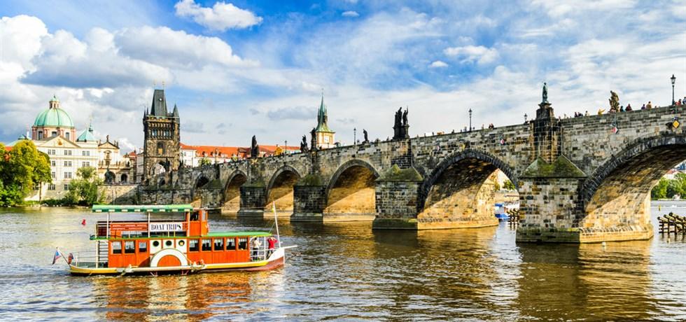 Les 3 Capitales : Budapest, Vienne & Prague