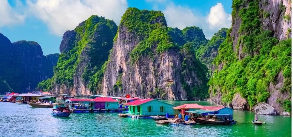 NOTRE BON PLAN! Charmes du Vietnam