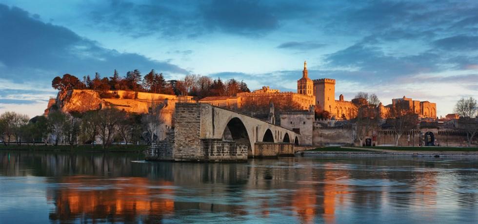 Croisière France, La Magie du Rhône Provençal