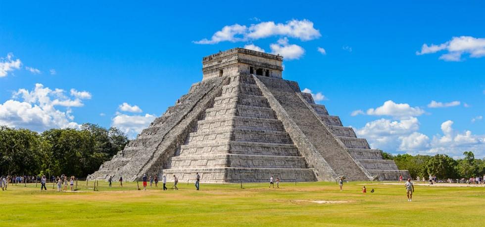 """Circuit Mexique : """"Chemins sacrés de Mexico à Cancun"""""""