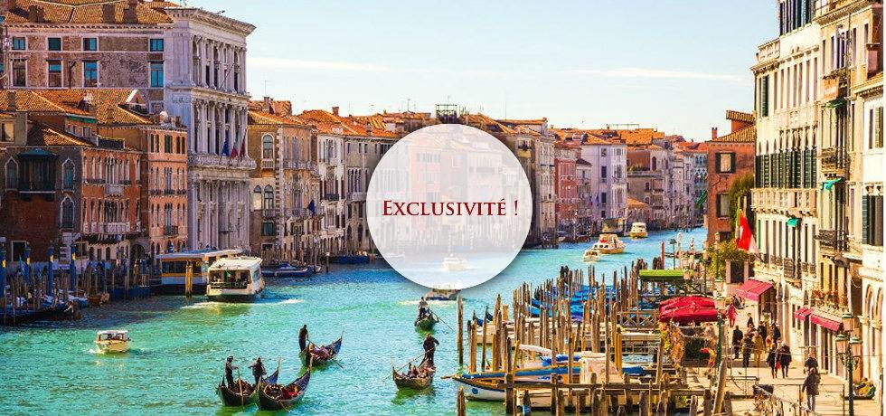 Exclusivité! Evasion en Italie