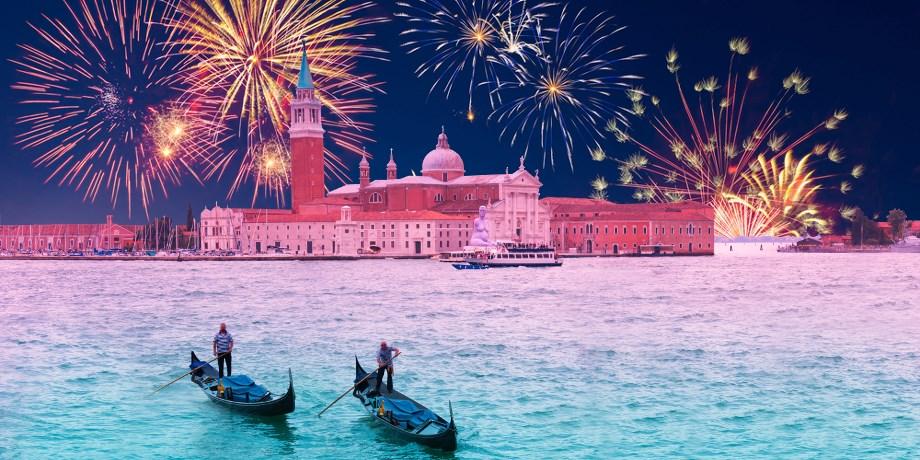 Réveillon Venise & la Vénétie