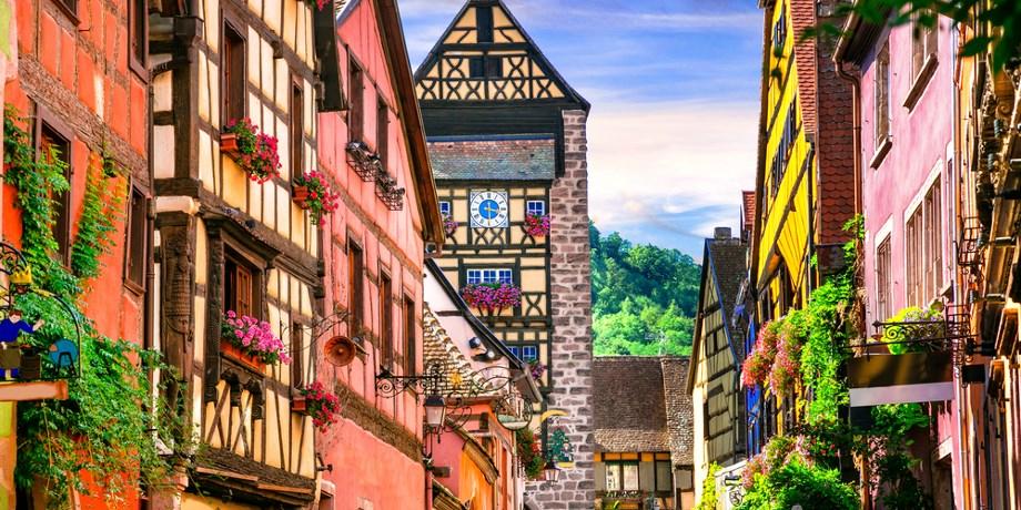 Au Cœur de l'Alsace